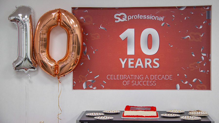 SQ Professional 10 years