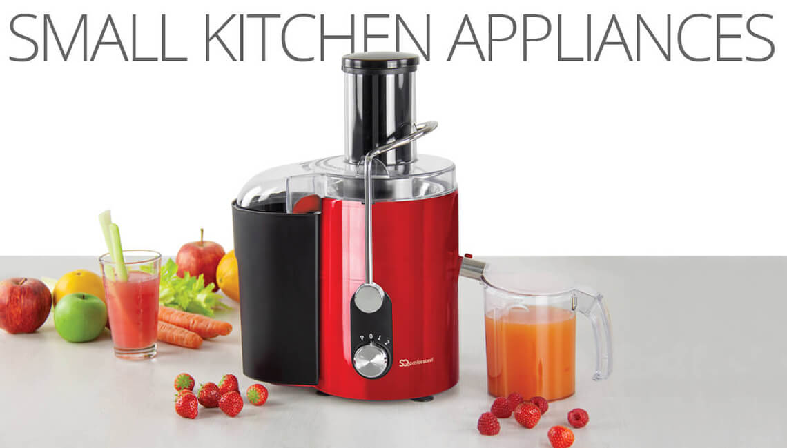 SQ Professional small kitchen appliances