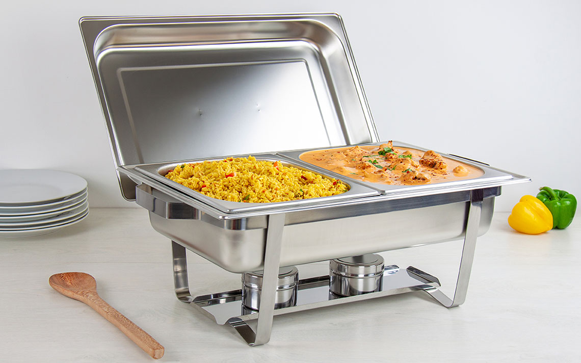 Banquet - large Chafing Dish 13.5L - 1