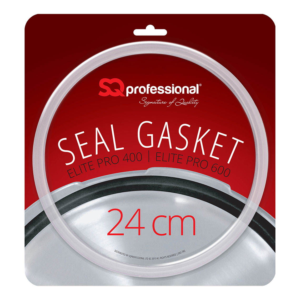 Sq Professional - Stainless Steel - Pressure Cooker Gasket