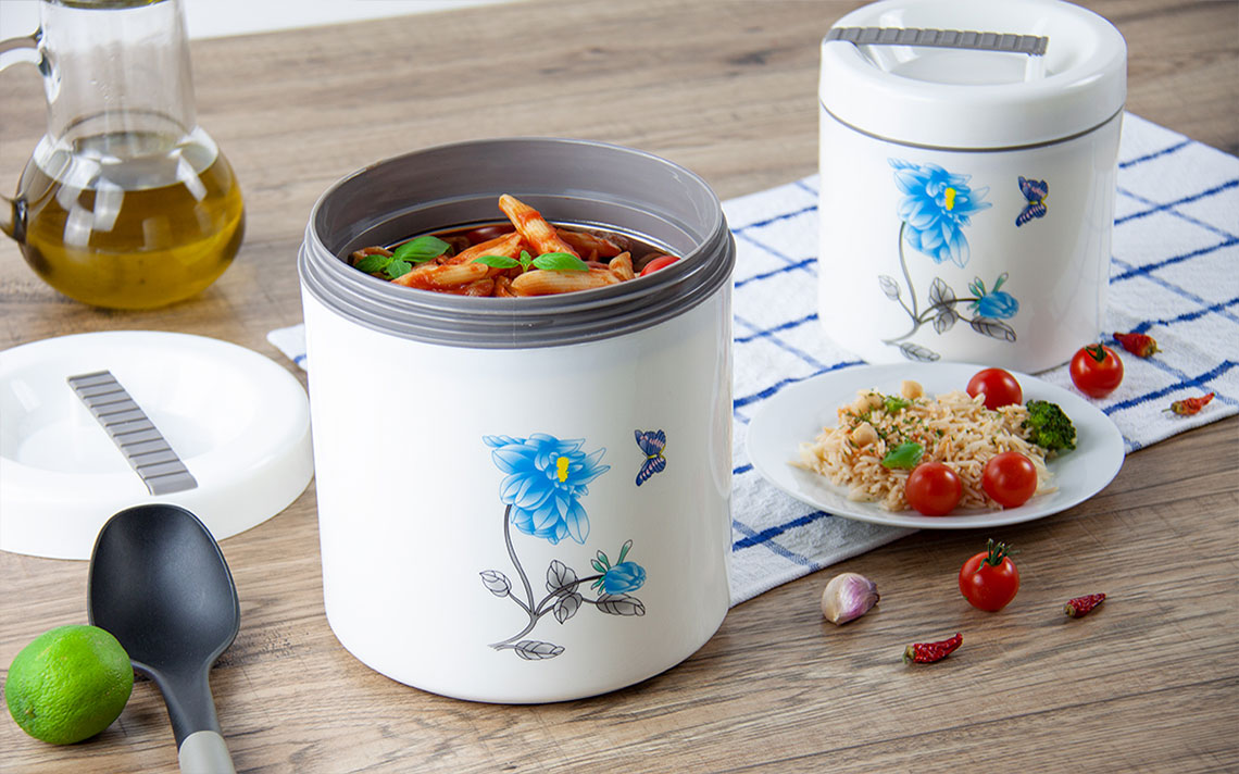 Hot Pots - Elite Thermo Lunch Box - 1