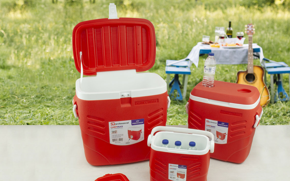 Ice Chests - CampMate 3pc Set - 6