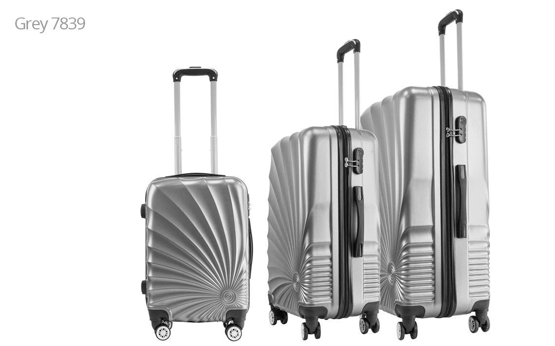 Hard Shell Luggages - 020 Set - 2