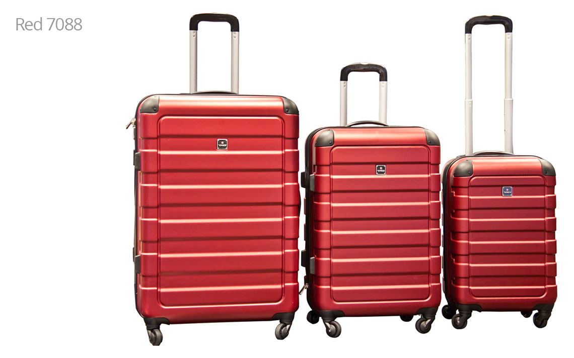 Hard Shell Luggages - Megalight Set - 1