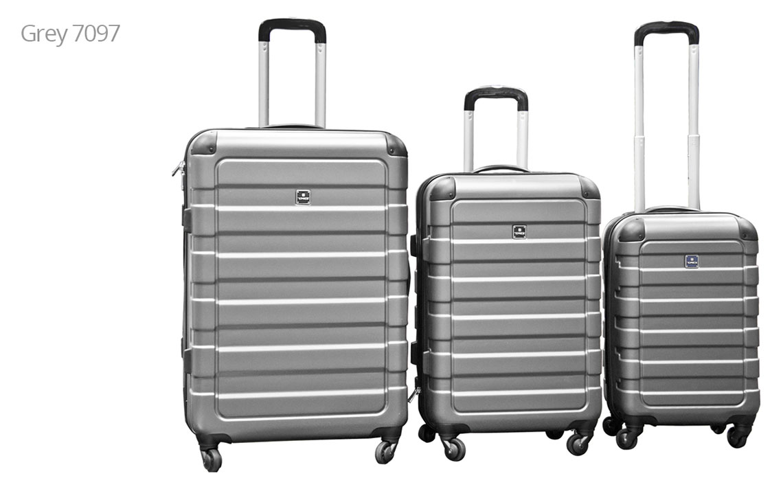 Hard Shell Luggages - Megalight Set - 2