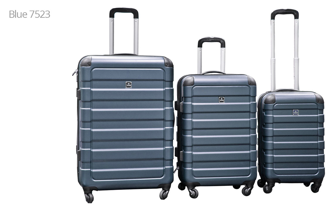Hard Shell Luggages - Megalight Set - 3