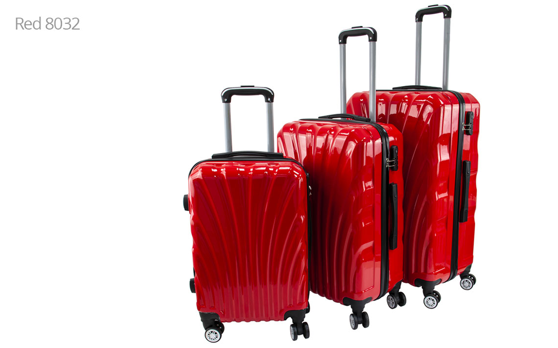 Hard Shell Luggages - Runner 002 Set - 2