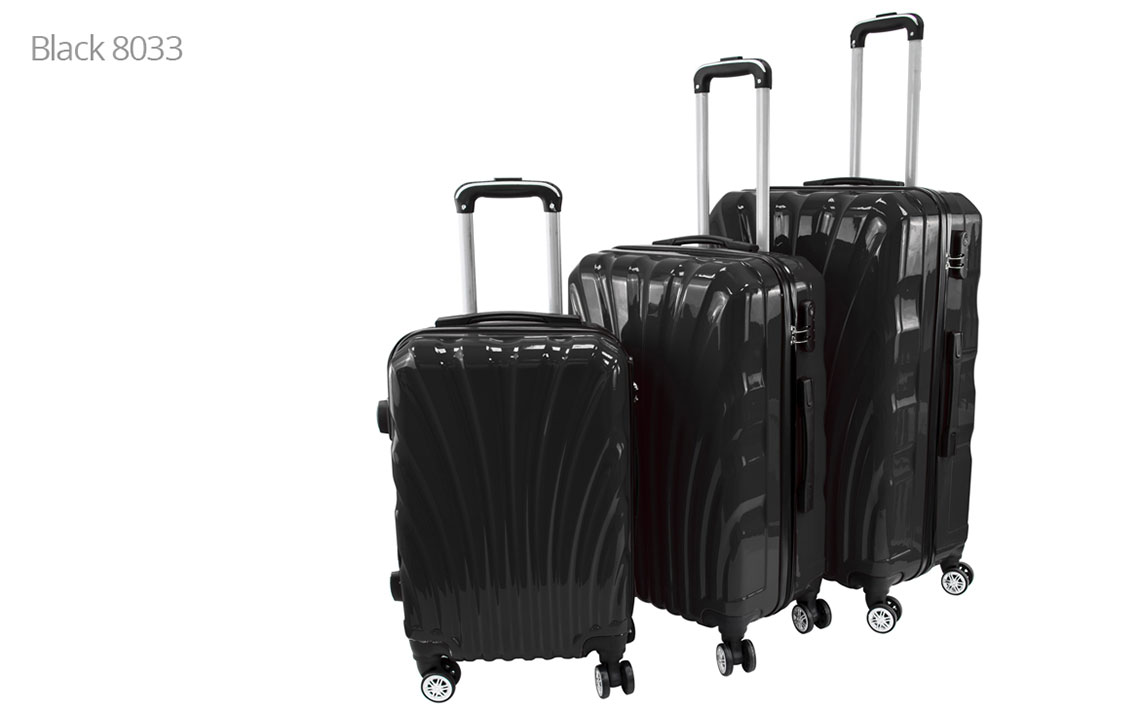 Hard Shell Luggages - Runner 002 Set - 3