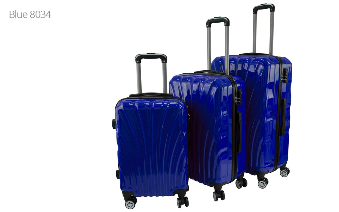 Hard Shell Luggages - Runner 002 Set - 4