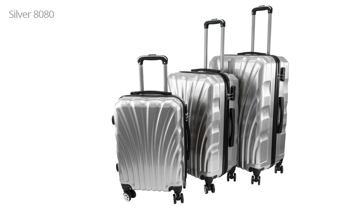 Hard Shell Luggages - Runner 002 Set - 5
