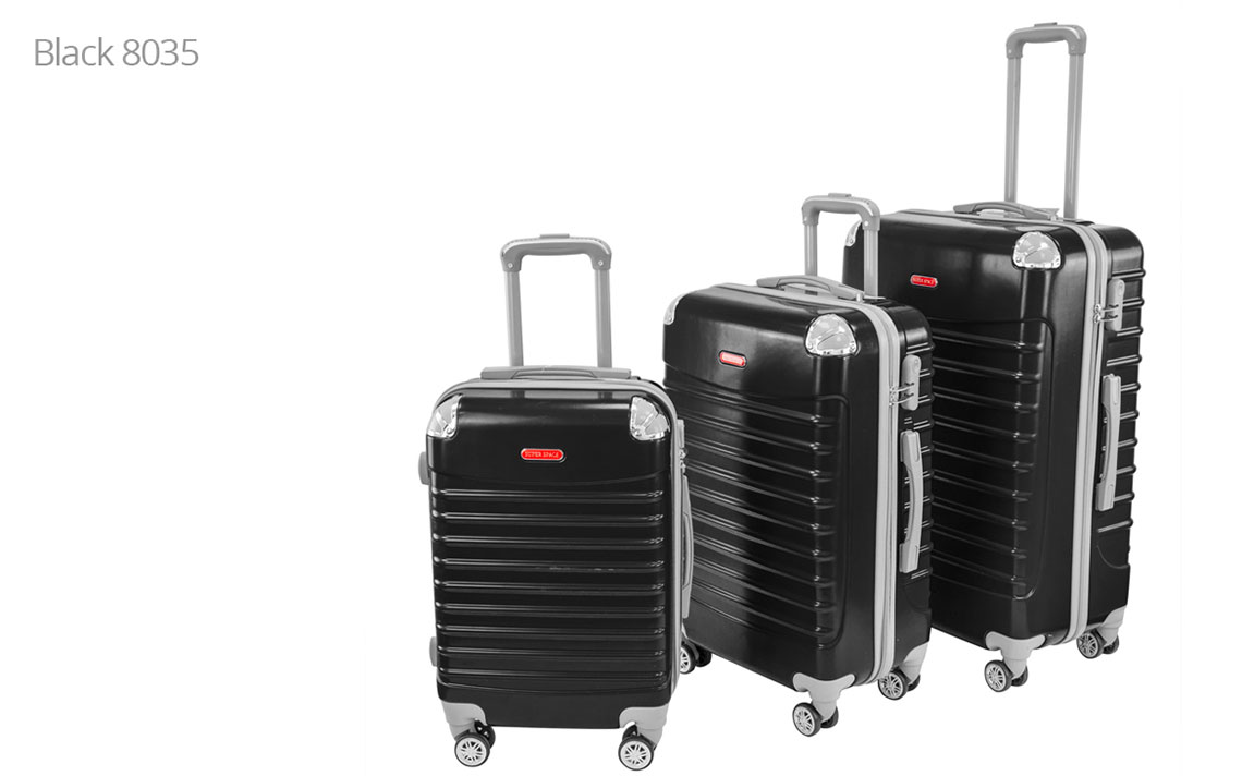 Hard Shell Luggages - Runner 006 Set - 1