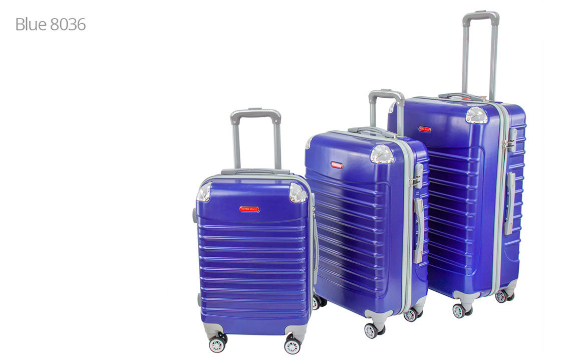 Hard Shell Luggages - Runner 006 Set - 2