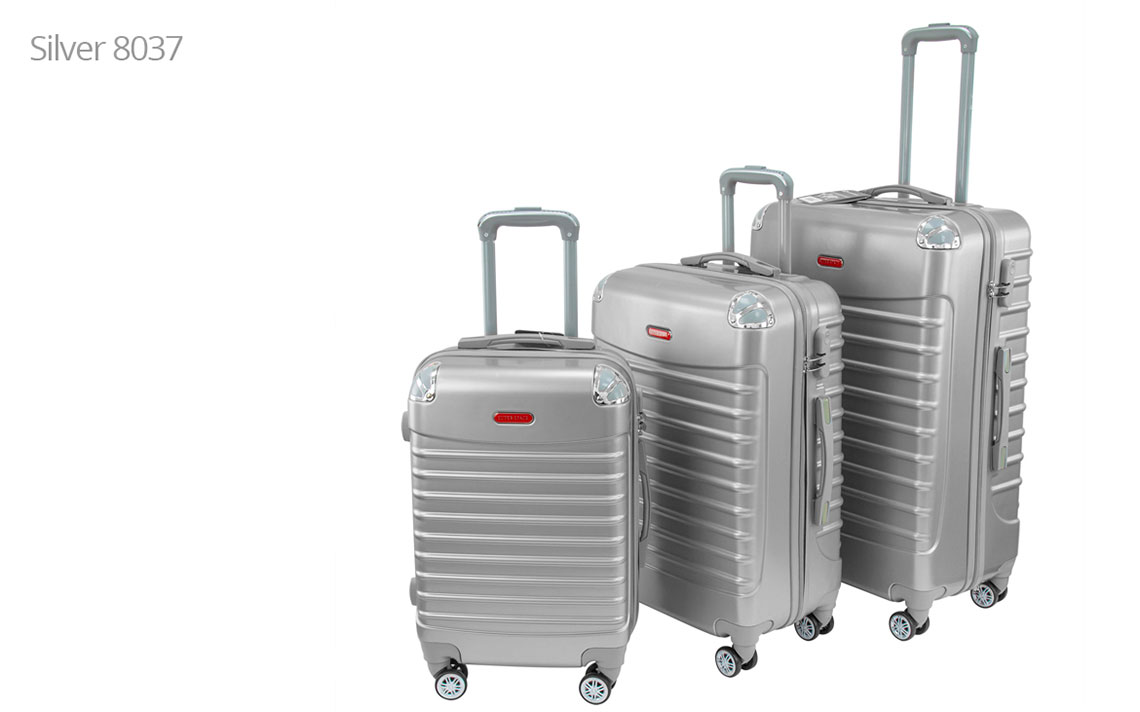 Hard Shell Luggages - Runner 006 Set - 3