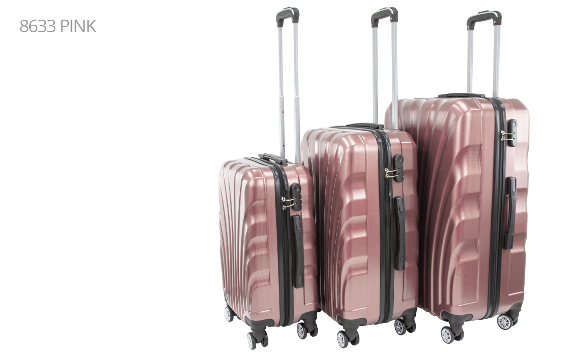 Hard Shell Luggages - Runner c01 Set - 3