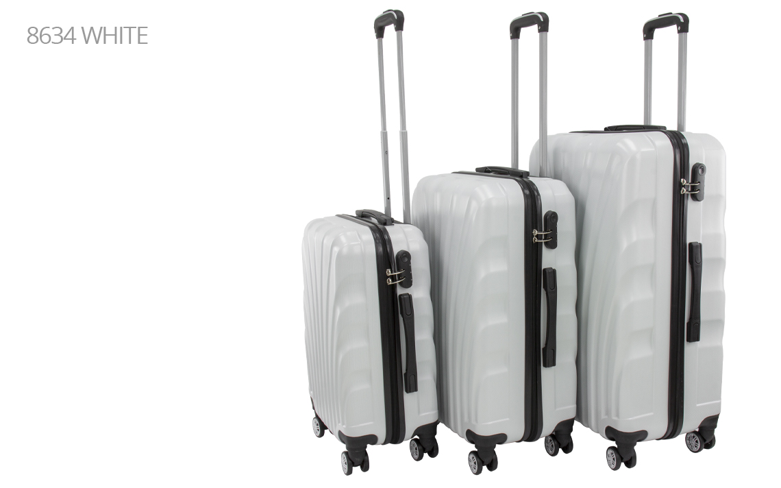 Hard Shell Luggages - Runner c01 Set - 4