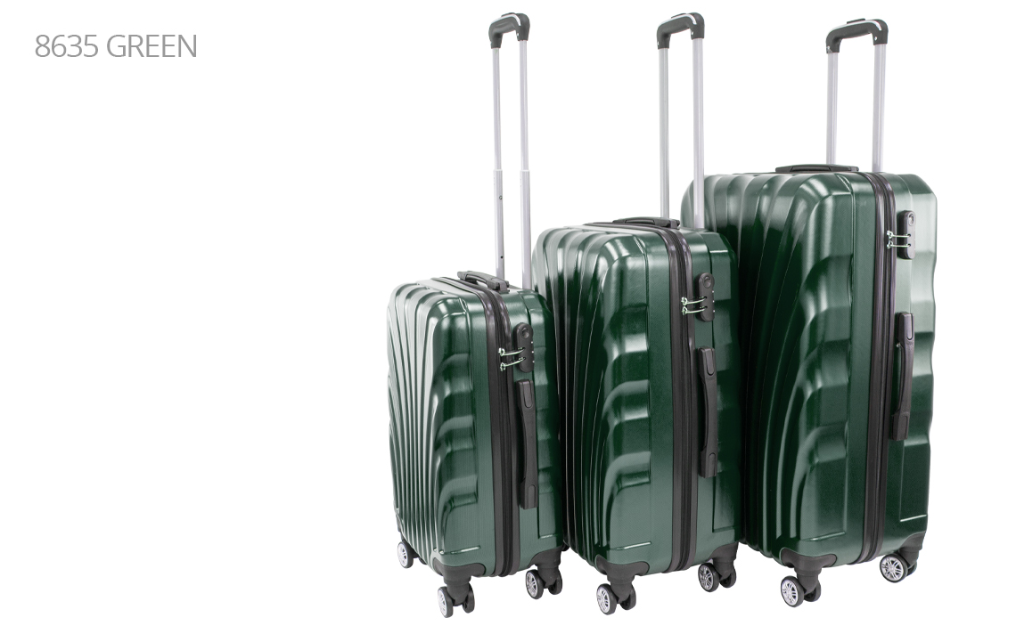 Hard Shell Luggages - Runner c01 Set - 5