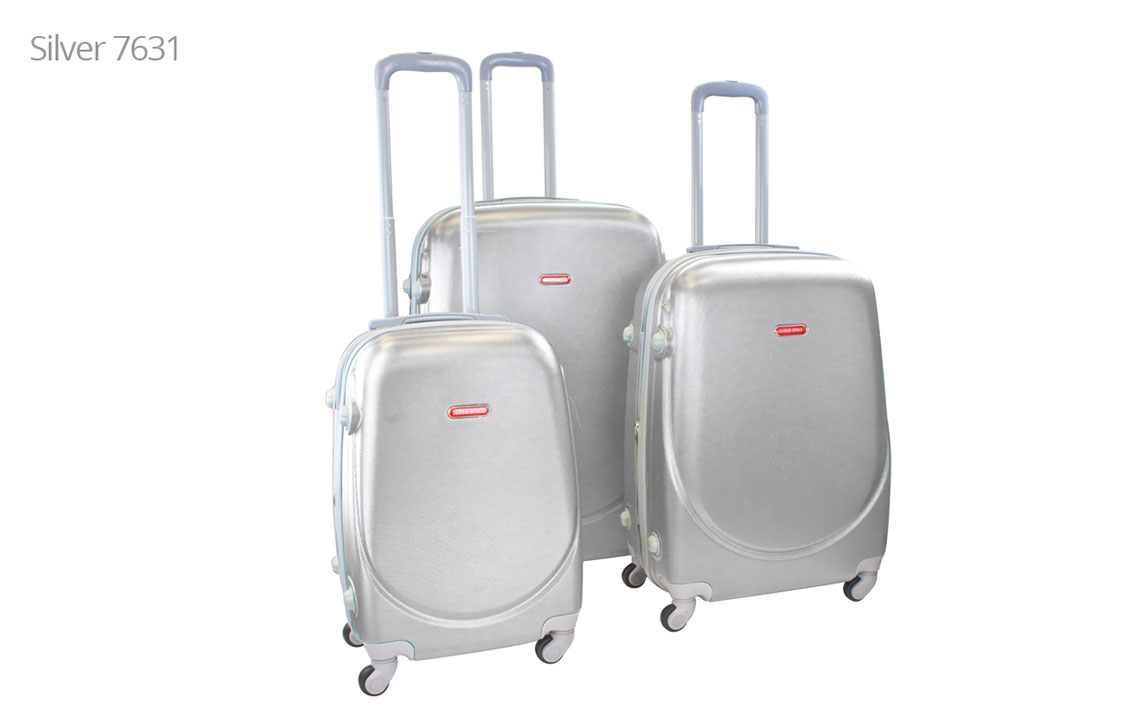Hard Shell Luggages - Super Space 360 Set - 1