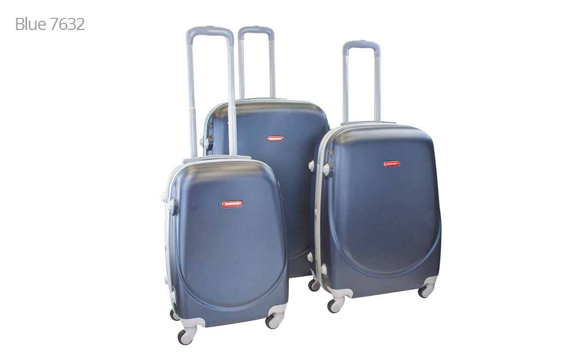 Hard Shell Luggages - Super Space 360 Set - 2