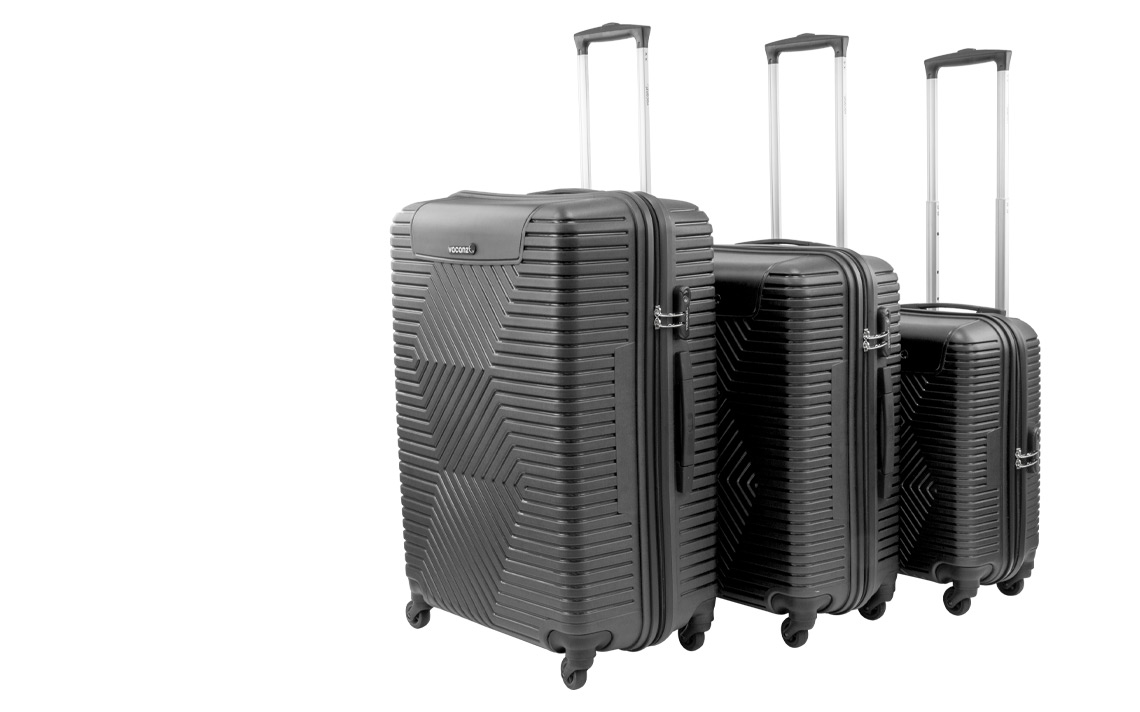 Hard Shell Luggages - Vacanze Set - 1