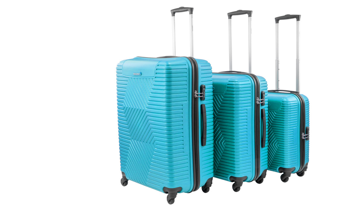 Hard Shell Luggages - Vacanze Set - 3