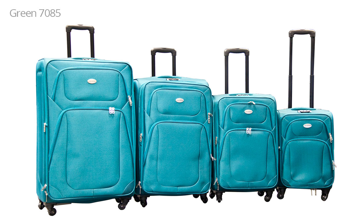 Soft Shell Luggages - 801 Set - 1