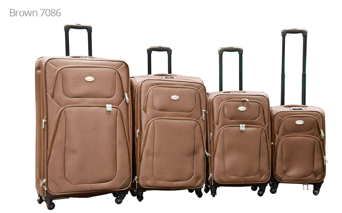 Soft Shell Luggages - 801 Set - 2