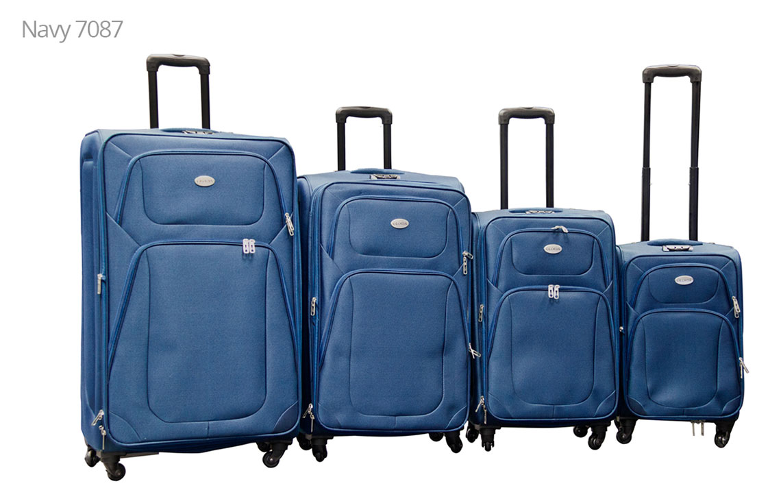 Soft Shell Luggages - 801 Set - 3