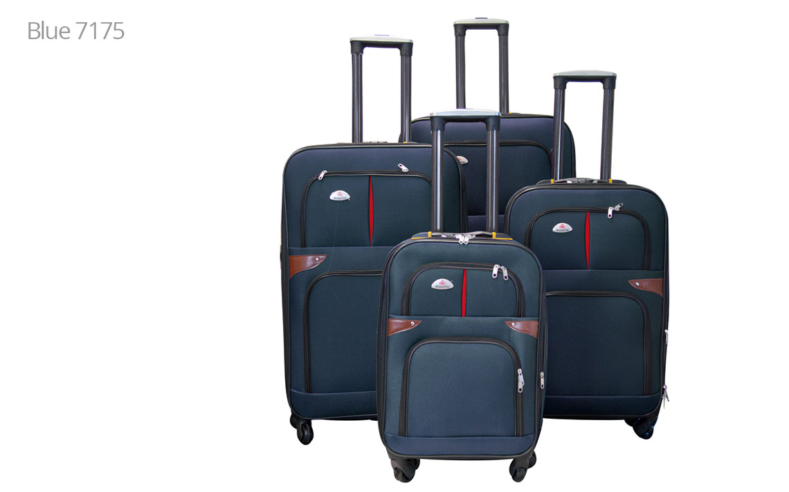 Soft Shell Luggages - 8601 Set - 5