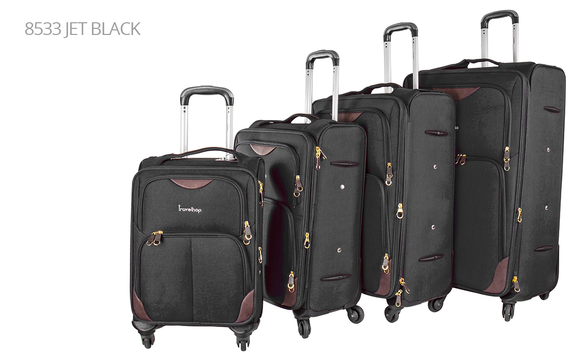 Soft Shell Luggages - Travel Hop Set - 1