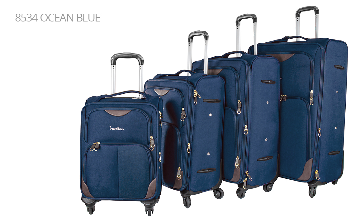 Soft Shell Luggages - Travel Hop Set - 2