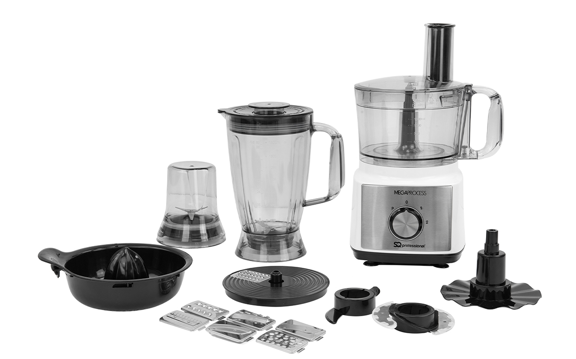 MegaProcess Food processor - 4