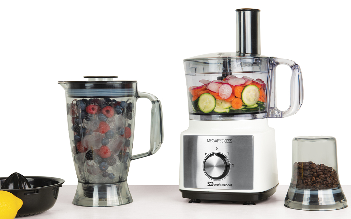 MegaProcess Food processor - 1