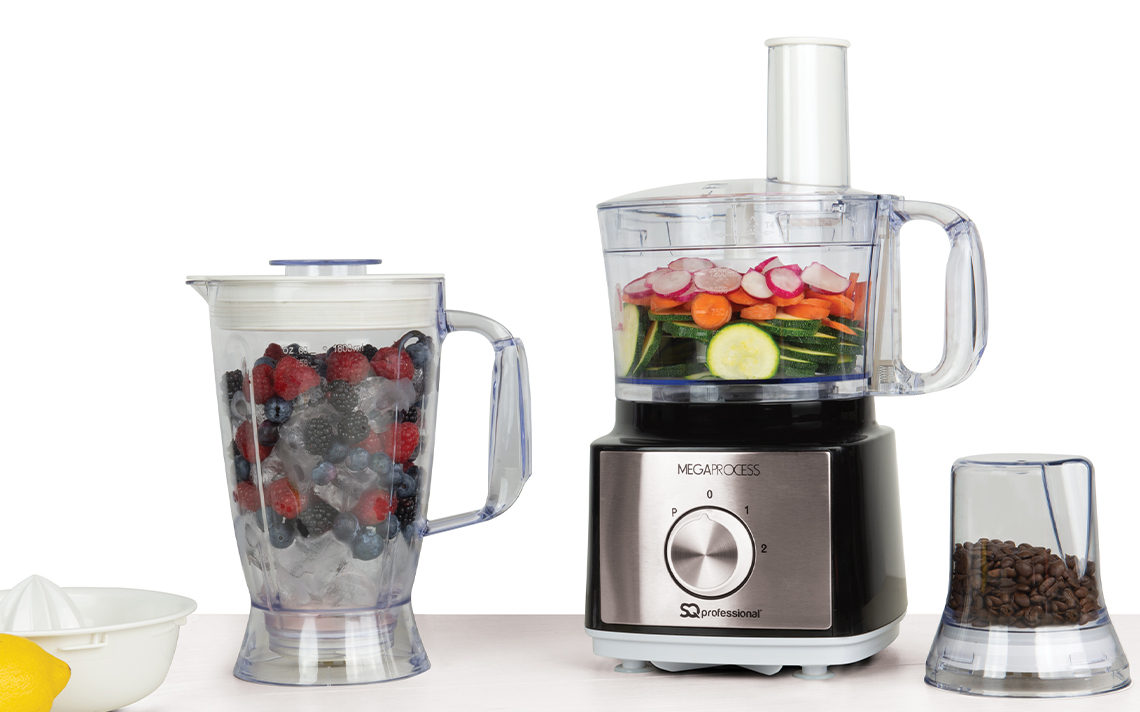 MegaProcess Food processor - 3
