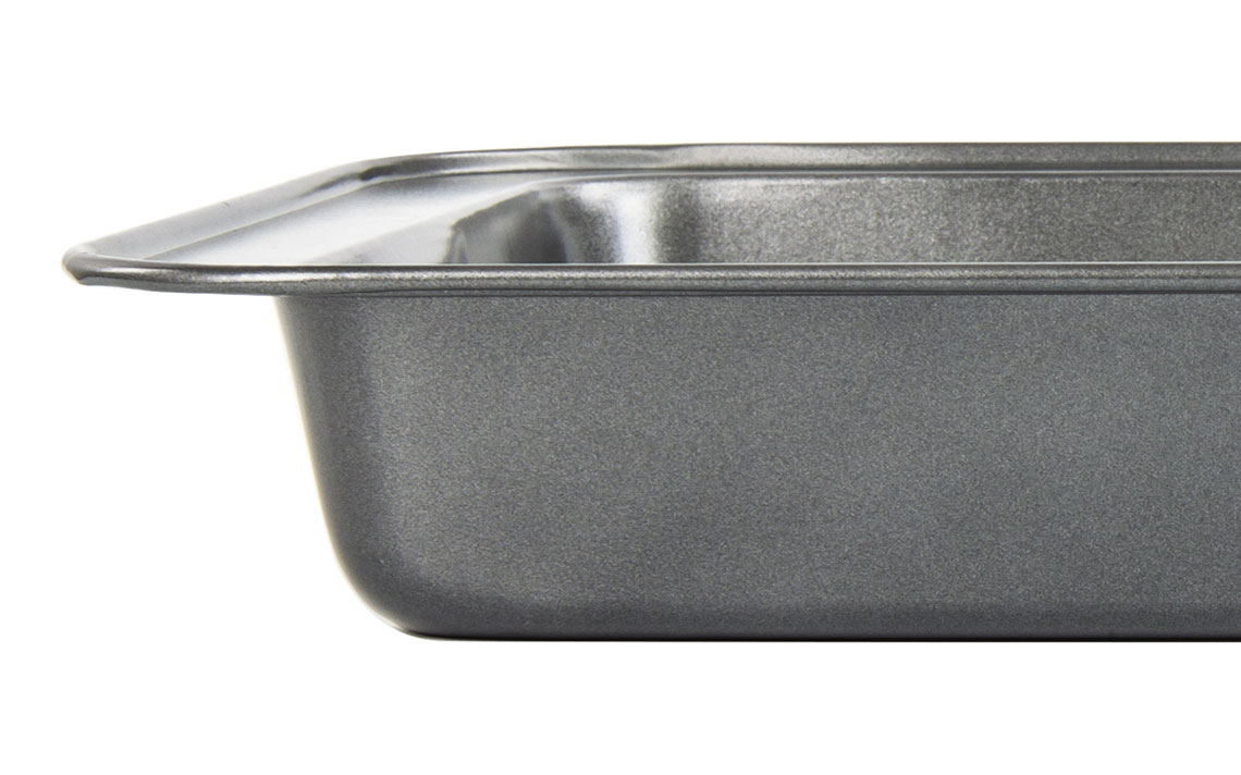 Black Bakeware - Roasting Tray Medium - 2