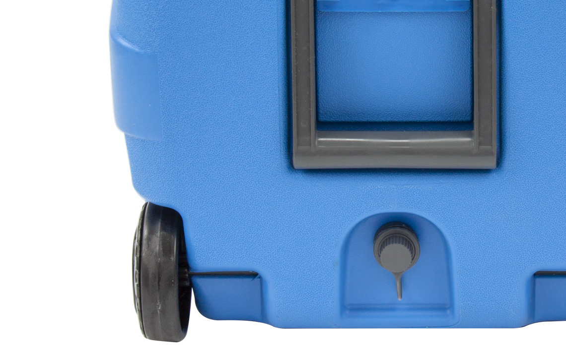 Ice Chests - Husky - Ice Box with Wheels - 2