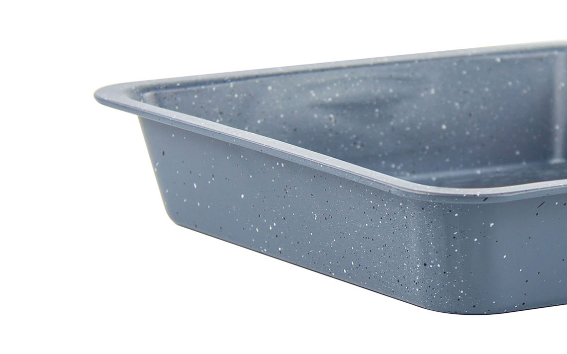 Speckled Bakeware - Square Roaster - 2