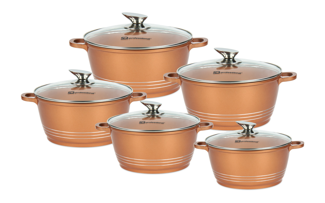 nea stockpot 5pc set - 3