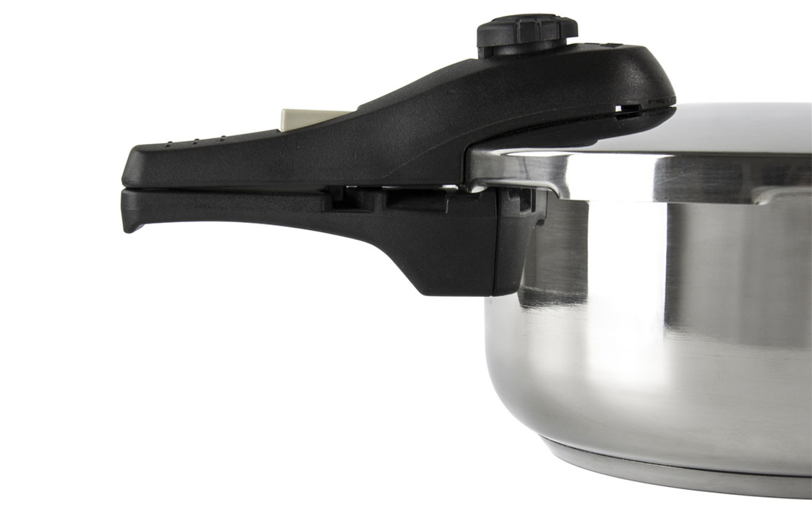 Stainless Steel - Pressure Cooker - 3