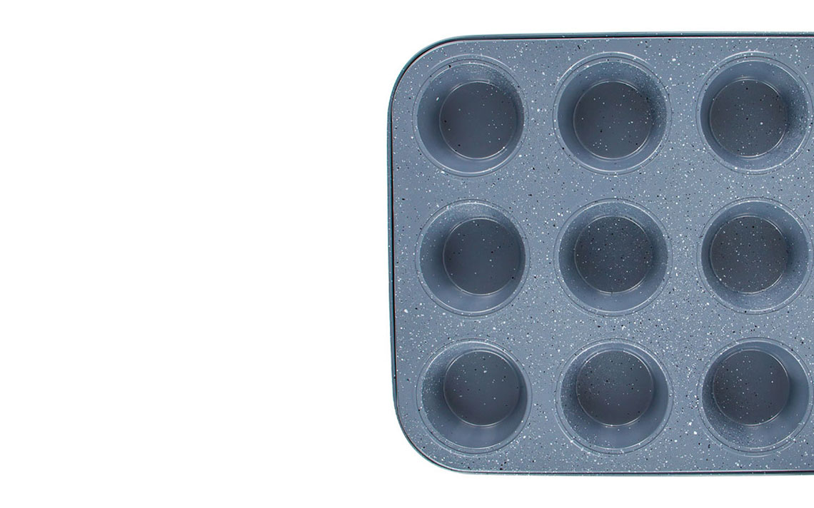 Speckled Bakeware - Muffin Tray 12 cup - 3