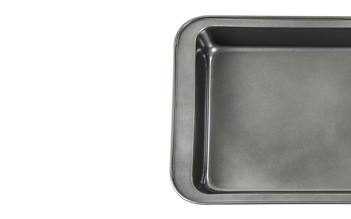 Black Bakeware - Roasting Tray Medium - 4