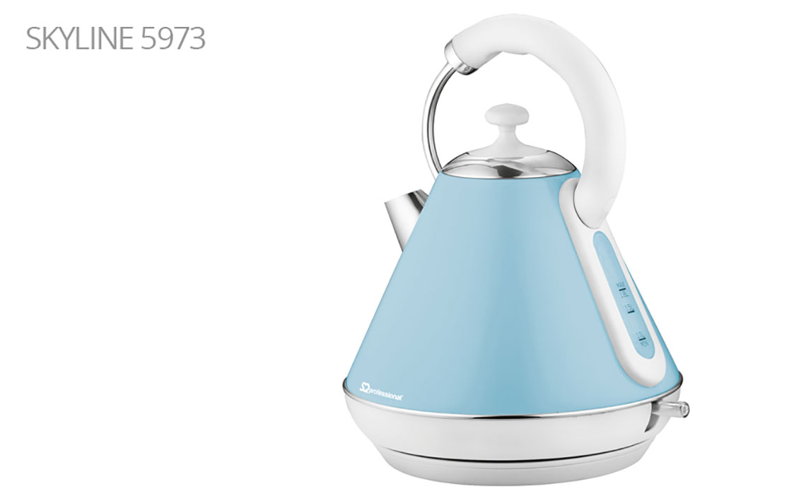 Sq Professional -  Dainty Range - Legacy Kettle colour 1