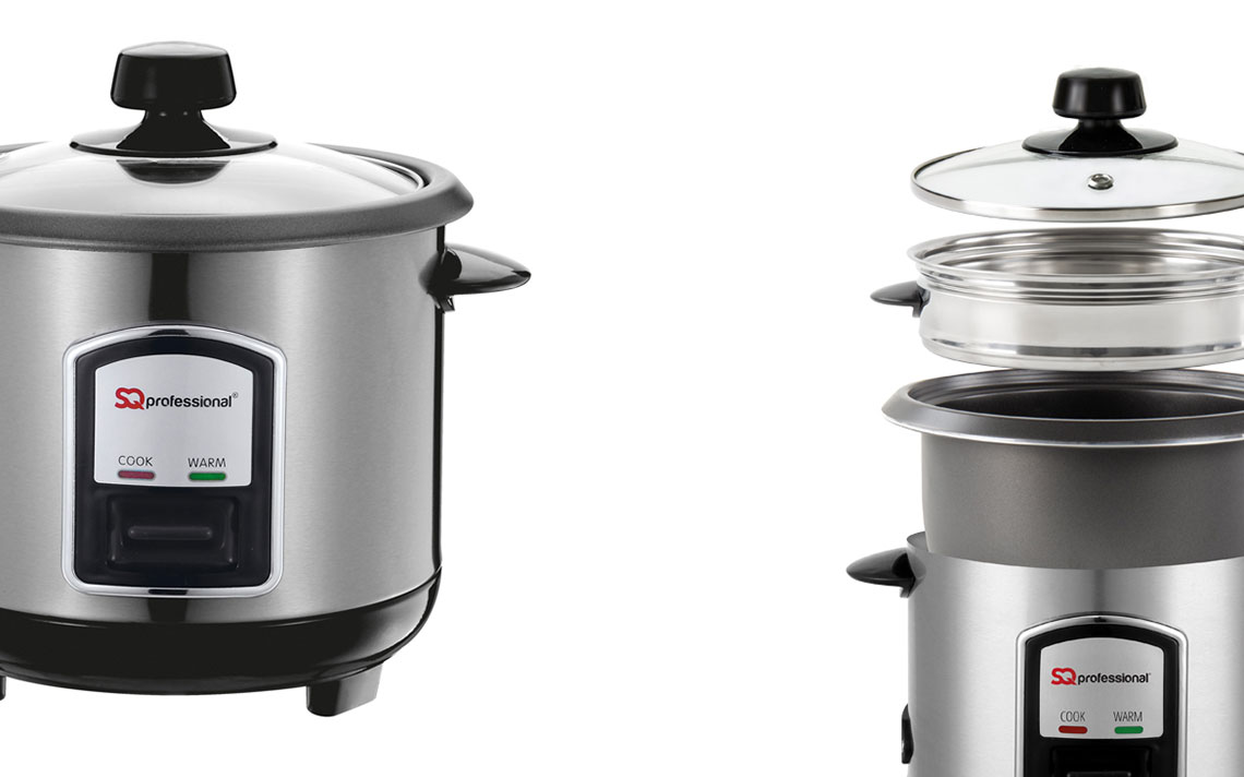 Lustro Rice Cooker - 4