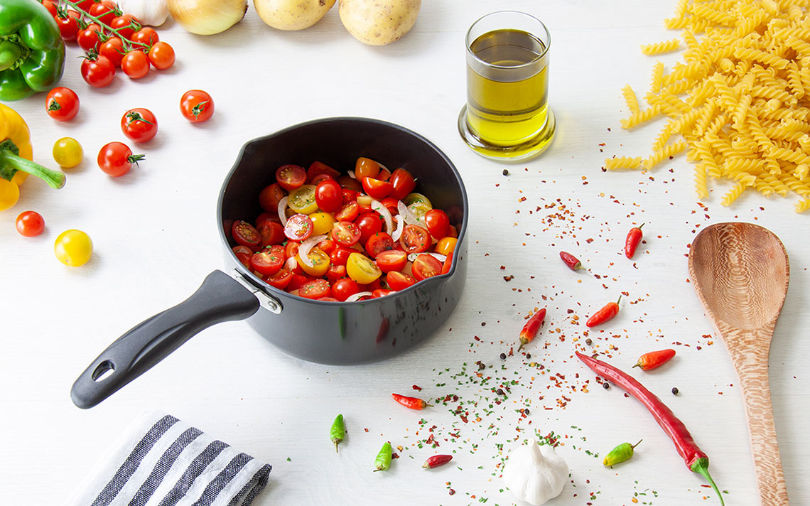 Sq Professional Cookware Aadya Range Saucepan