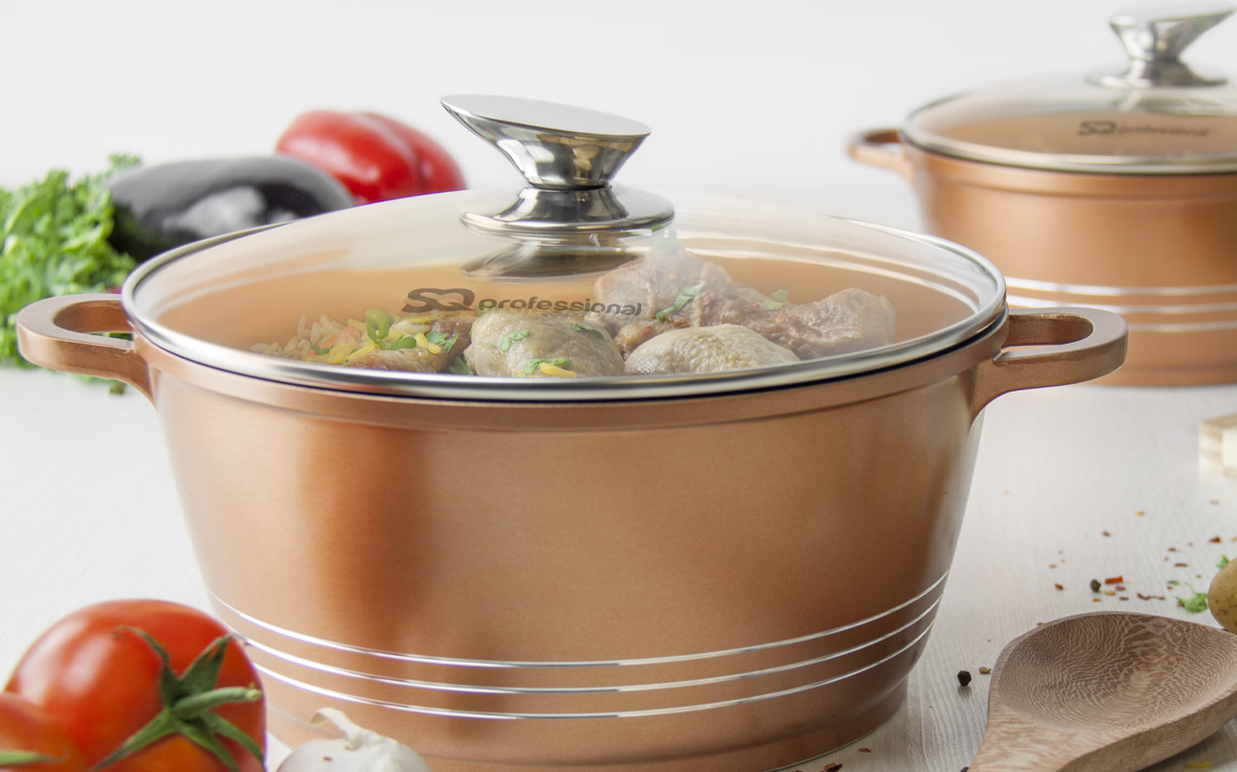 nea stockpot 5pc set - 5