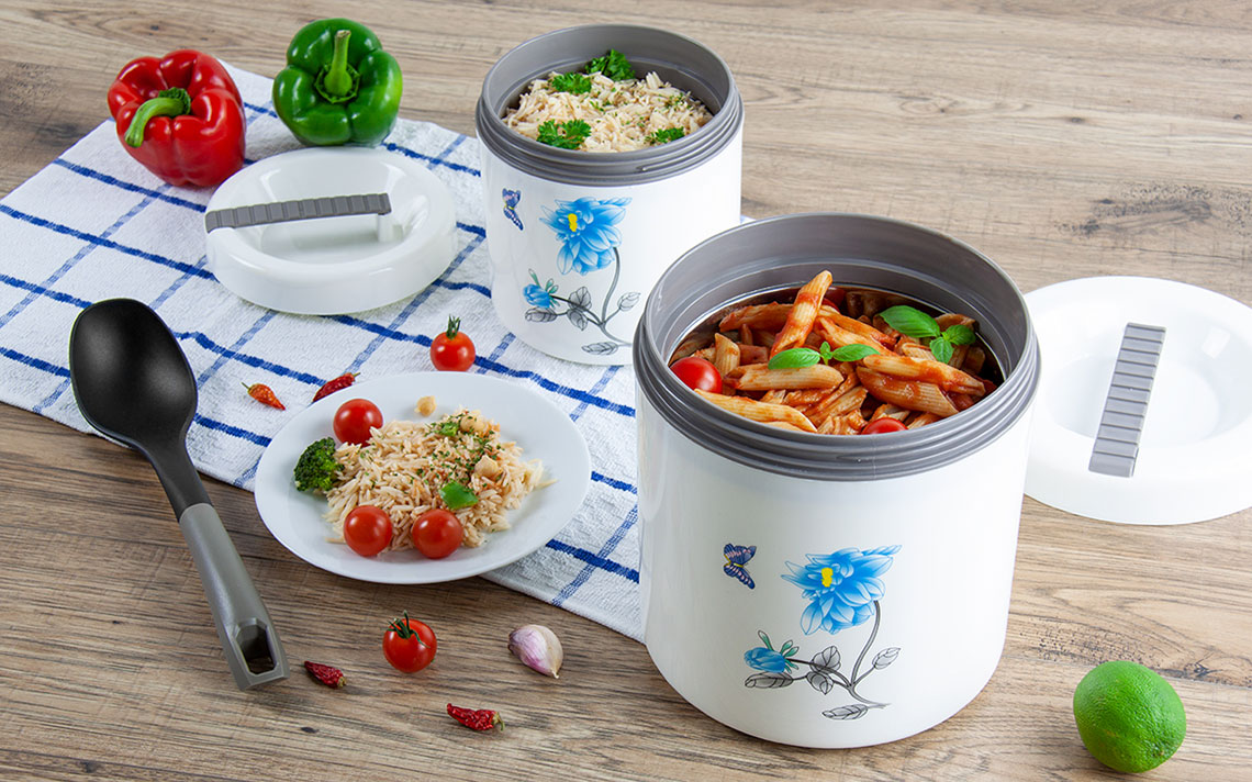 Hot Pots - Elite Thermo Lunch Box - 5