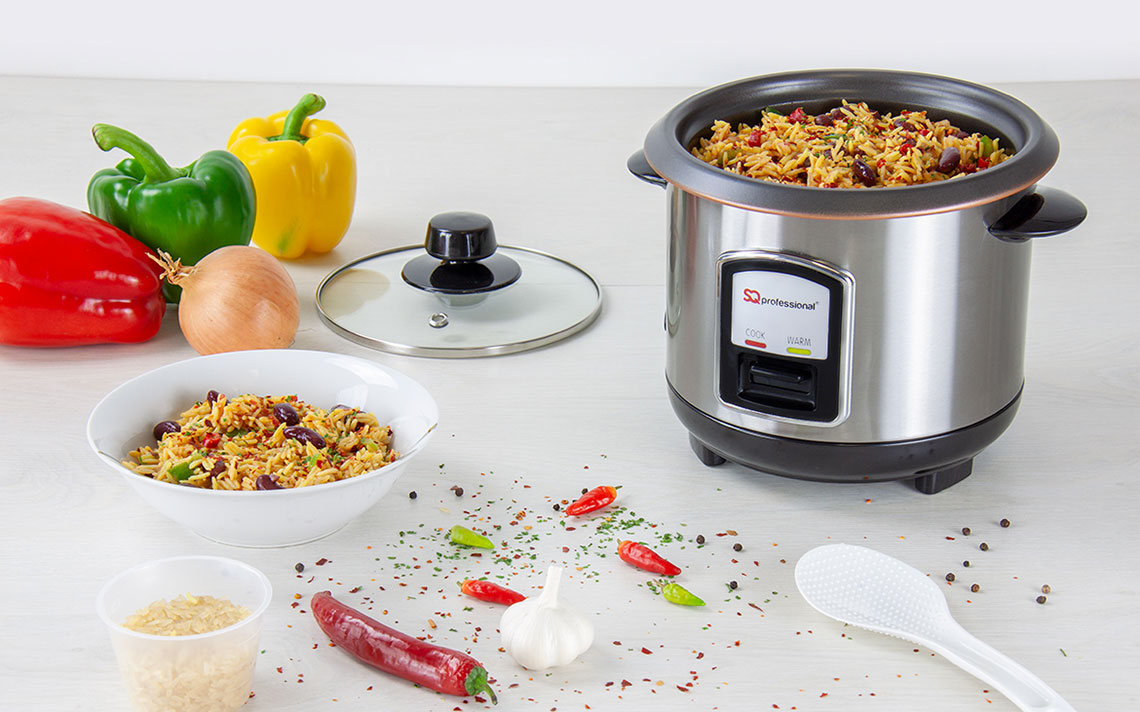 Lustro Rice Cooker - 5