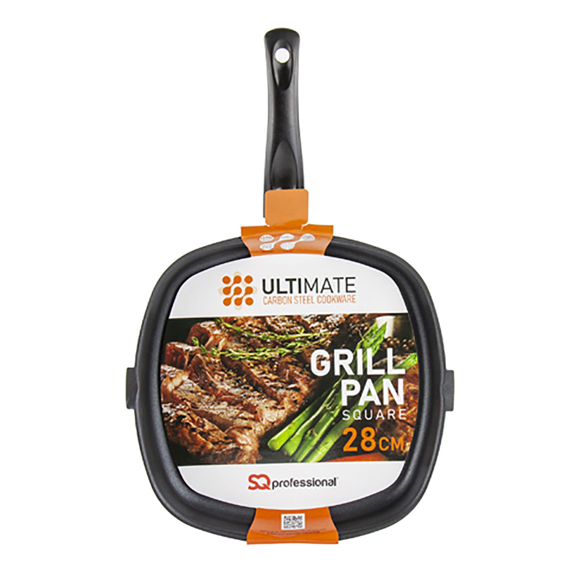 Sq Professional - Ultimate non stick - Square Grill Pan
