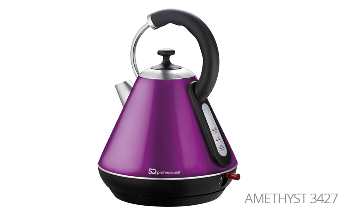 Sq Professional -  Gems Range - Legacy Kettle colour 4