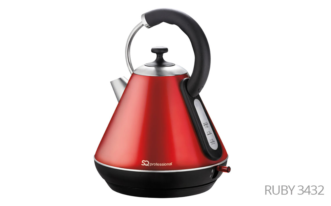 Sq Professional -  Gems Range - Legacy Kettle colour 3