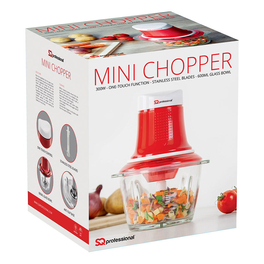 Blitz range - Mini Chopper - Box